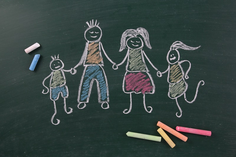 家族構成イメージ