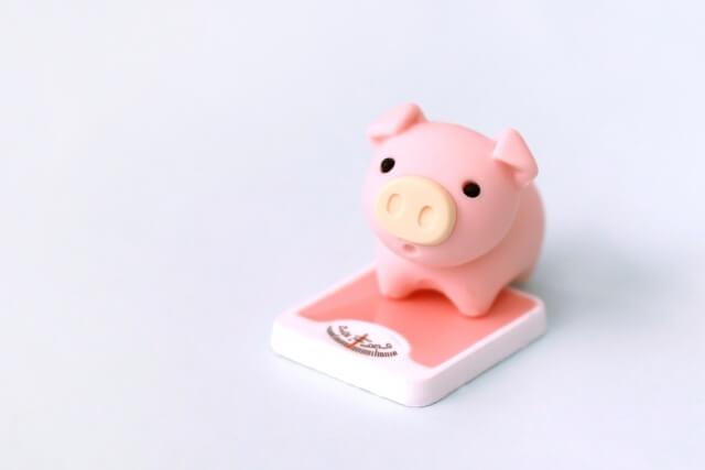 ダイエット中の豚