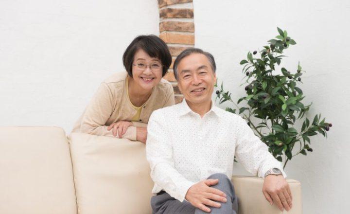 高齢者夫婦