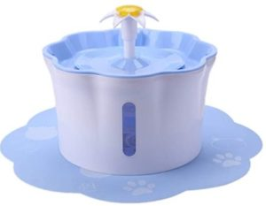 噴水型給水器